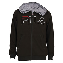 FJL191008 Fila William Hoodie ARMY