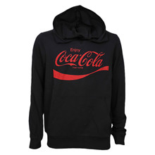 13181748 LMTD Coca Cola Hoodie PRINT