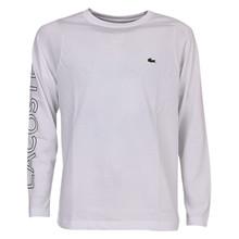 TJ1166-00 Lacoste T-shirt HVID