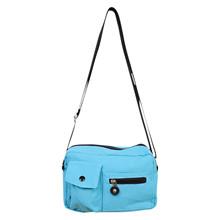 BG130 Højtryk Nylon Bags TURKIS