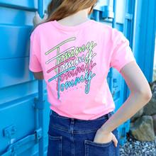 KG0KG05873 Tommy Hilfiger T-shirt PINK