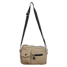 BG130 Højtryk Nylon Bags SAND