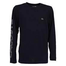 TJ1166-00 Lacoste T-shirt MARINE