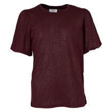 4508992 D-xel Vallis 992 T-shirt BORDEAUX