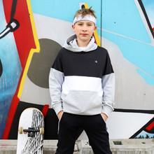 IB0IB00807 Calvin klein Sweatshirt GRÅ