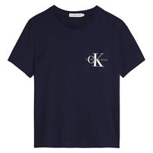 IB0IB00457 Calvin Klein T-shirt MARINE