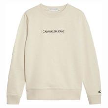 IB0IB00547 Calvin Klein Sweatshirt Off white