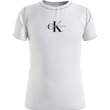 IG0IG01033 Calvin Klein Rib T-shirt HVID