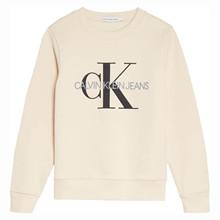 IU0IU00069 Calvin Klein Sweatshirt  Off white