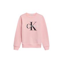 IU0IU00069 Calvin Klein Sweatshirt  LYS RØD
