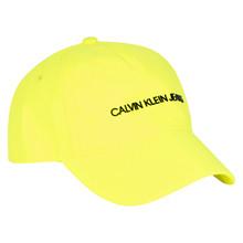 IU0IU00142 Calvin Klein Cap GUL