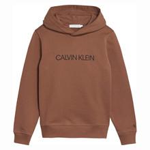 IU0IU00163 Calvin Klein Hoodie  BRUN