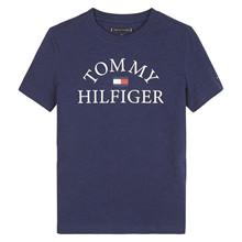 KB0KB05619 Tommy Hilfiger T-shirt MARINE
