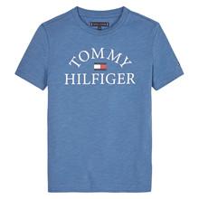 KB0KB05619 Tommy Hilfiger T-shirt Mellemblå