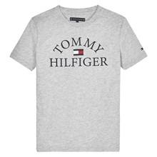 KB0KB05619 Tommy Hilfiger T-shirt GRÅ