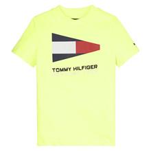 KB0KB05628ZAA Tommy Hilfiger T-shir GUL