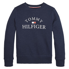 KB0KB05643 Tommy Hilfiger Sweat MARINE