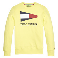 KB0KB05650ZAA Tommy Hilfiger Sweat GUL