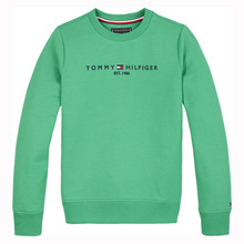 KB0KB05797 Tommy Hilfiger Sweat GRØN