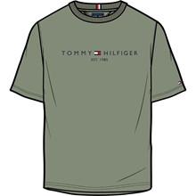 KB0KB05844 Tommy Hilfiger Logo Tee ARMY