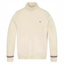 KB0KB06071 Tommy Hilfiger Strik Off white