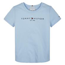 KG0KG05023 Tommy Hilfiger T-shirt LYS BLÅ