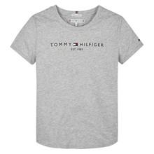 KG0KG05023 Tommy Hilfiger T-shirt GRÅ