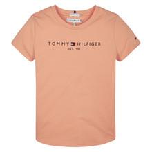 KG0KG05023 Tommy Hilfiger T-shirt ORANGE