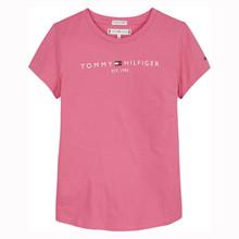 KG0KG05242 Tommy Hilfiger Logo Tee PINK