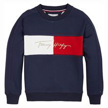 KG0KG05497 Tommy Hilfiger Sweatshirt MARINE