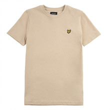 LSC0003 Lyle & Scott T-shirt SAND