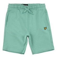 LSC0051 Lyle & Scott Shorts GRØN