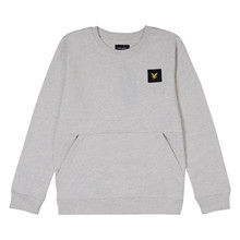 LSC0033 Lyle & Scott Sweatshirt GRÅ