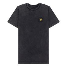 LSC1064 Lyle & Scott T-shirt KOKSGRÅ