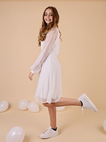 WM1064 White & More Melanie Dress HVID