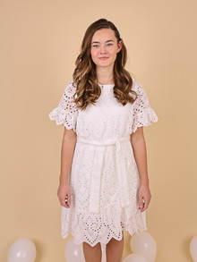 WM1048 White & More New Carla Dress HVID