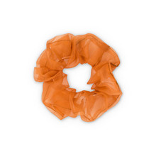 Sui Ava Karla Organza Scrunchie ORANGE