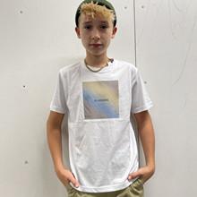 2144-400 Grunt Bencen T-shirt HVID