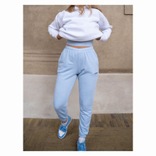 37578 ONME Sweat pants LYS BLÅ