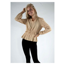 19-0517 ONME Bluse SAND