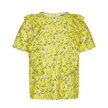 14129 Costbart Etty T-shirt GUL