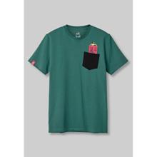 """Firstgrade """"GRAFITTI"""" T-shirt  GRØN"""