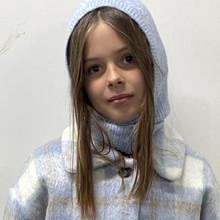 2143-999 Grunt Sofia Balaclava hue LYS BLÅ