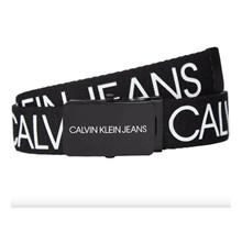 IU0IU00125 Calvin Klein Canvas Belt SORT