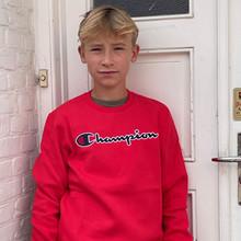 305766 Champion Sweatshirt RØD