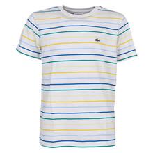 TJ1305 Lacoste T-shirt K/Æ HVID