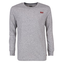 9EC706 Levis T-shirt GRÅ