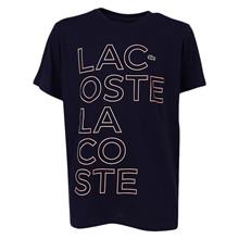 TJ1128 Lacoste T-shirt MARINE