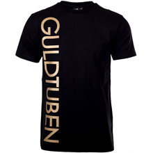 Guldtuben 2018 - T-shirt - sort SORT