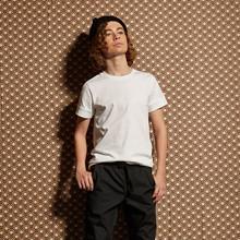 4207271 DWG Jesper 271 T-shirt HVID